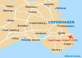 map of copenhagen map of copenhagen airport cph orientation and maps for cph