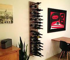 Rustic Room Divider Wine Rack Rustic Wine Rack Wooden Wine Rack Wall Mounted Hanging