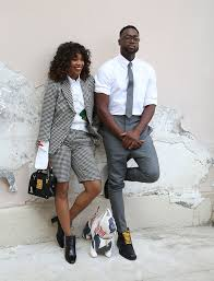 spotted gabrielle union and dwayne wade in paris the chic spy