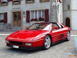 slammed ferrari f40 ferrari 348 gts things i like pinterest ferrari performance