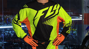 usa motocross gear fly racing 2015 kinetic vector mesh vented motorcycle jersey and