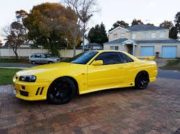 nissan skyline r34 gt t for sale private whole cars only sau