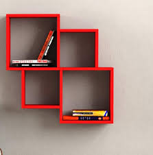 Bookshelves That Hang On The Wall by 31 Unique Wall Shelves That Make Storage Look Beautiful