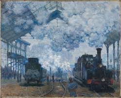 32 Best Paint Images On From The Harvard Art Museums U0027 Collections The Gare Saint Lazare