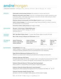 sample resume for university students student resume template