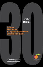2009 georgia film video u0026 digital entertainment sourcebook by oz