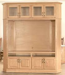 mission style corner tv cabinet tall corner cabinet for 60 tv clear creek furniture elegant tv