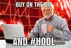 Buy Meme - bitcoin cryptocurrency hodl memes