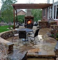 Backyard Patio Design Ken Feldman Feldman Feldman Feldman Fetzer All We Need Is The