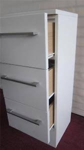 Hygena Bathroom Furniture 3 Drawers Cupboard Hygena Bathroom Furniture White Matt Storage