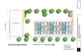 Village Homes Floor Plans by St John Village Homes Ii St John Community Development Corporation