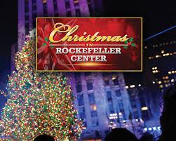 rockefeller center tree lights decoration