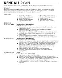 Sample Resumes For Customer Service by Tasty Sample Resumes For Customer Service Representative Stylish