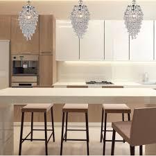 Small Crystal Pendant Lights by Kitchen U0026 Dining Small Crystal Pendant Lighting For Beautiful