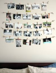 clothes pin pictures cute cheap way to displays all of our