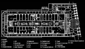 uncategorized outdoor mall floorplan urban pinterest autocad and