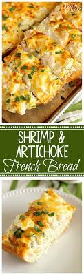 shrimp and artichoke casserole shrimp artichoke french bread diary of a recipe collector