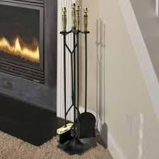 Fireplace Toolset - brass fireplace tools brass fireplace tool sets northline express