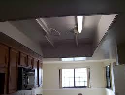 kitchen drop ceiling lighting drop ceiling kitchen home design ideas