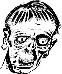 halloween clip art png zombie clipart