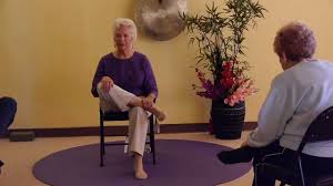 Armchair Yoga For Seniors Senior Chair Yoga Dvd Designed Specifically For Senior Citizens By