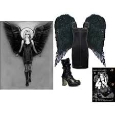Halloween Death Costume Angel Death Costume Tree Hill Copy