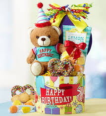 happy birthday gift baskets so for a loved one that lives in a different state gift