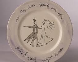 personalized ceramic platter ceramic platter etsy