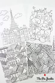 120 free coloring pages grown ups images