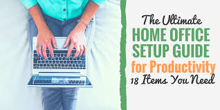 the ultimate productive home office setup guide 18