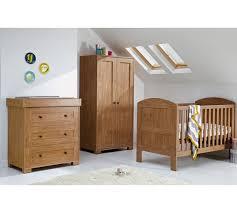 Cheap Nursery Furniture Sets Uk Buy Mamas Papas Harrow 3 Nursery Furniture Set Oak At