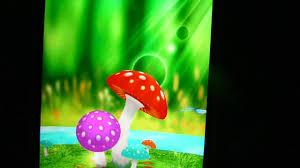 wallpaper 3d mushroom 3d mushroom garden live wallpaper само тук youtube