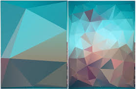 adobe illustrator random pattern how to create an abstract low poly pattern in adobe photoshop and