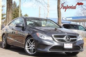 used mercedes coupe 2014 used mercedes e class 2dr coupe e350 4matic at imperial
