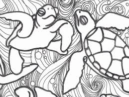 baby sea turtles coloring pages coloring home