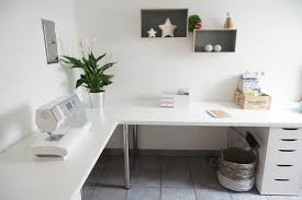 Desk L With Organizer Decor Floating Shelves And Desk Storage Organizer With Ikea L