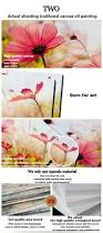 wholesale dropshipping 3d flower oil painting on canvas flower pot