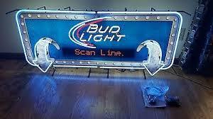 bud light light up sign l k bud light beer neon light up sign new style game room