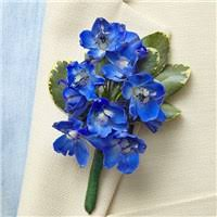 royal blue corsage and boutonniere corsages boutonnieres flowerama pensacola
