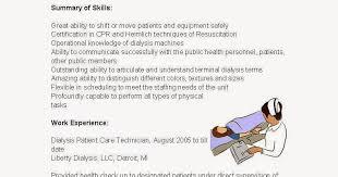 maintenance skills list resume ebook database histotechnologist