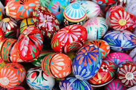 Decorated Easter Eggs Poland reviving the lost art of polish easter eggs philip kosloski