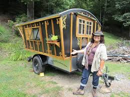 tiny house tour 1053 best tiny houses images on pinterest gypsy style tiny