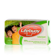 Sabun Lifebuoy lifebuoy bar nature 85 gram