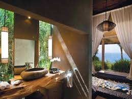 Best Tropical Images On Pinterest Travel Architecture And - Bali bathroom design