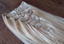 Foxy Clip In Hair Extensions by New Locks Clip Hair Deluxe Extensions Couture