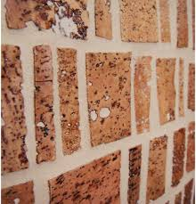 super tuscan cork backsplash cultivate com also available in