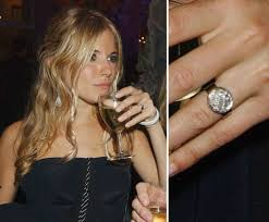 celebrities for celebrity engagement rings vintage www