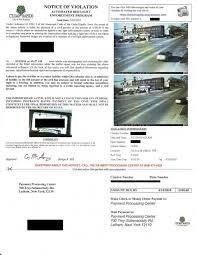 red light camera violation red light camera ticket wcfcourier com
