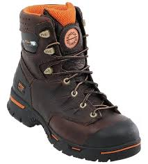 womens timberland boots uk size 6 timberland pro hton brown steel toe safety leather boot uk