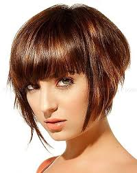 graduated short bob hairstyle pictures short graduated bob with bangs best short hair styles